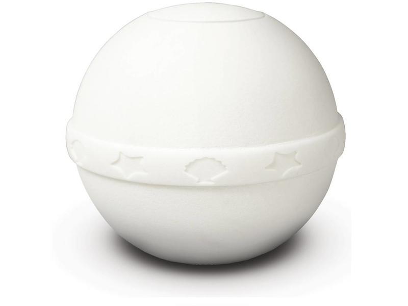 Eco urn satelliet wit - bio