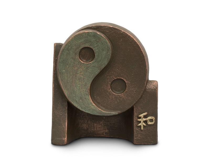 Yin Yang - keramiek