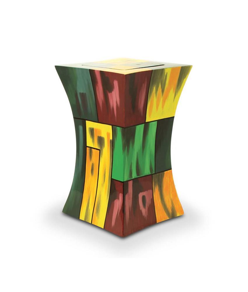 Glasfiber urn pilaar - glasfiber