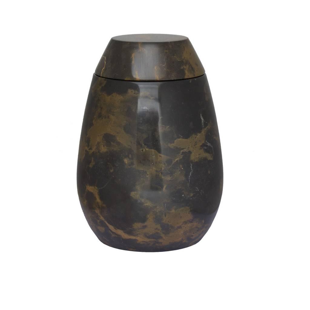 Natuurstenen urn daisy - marmer