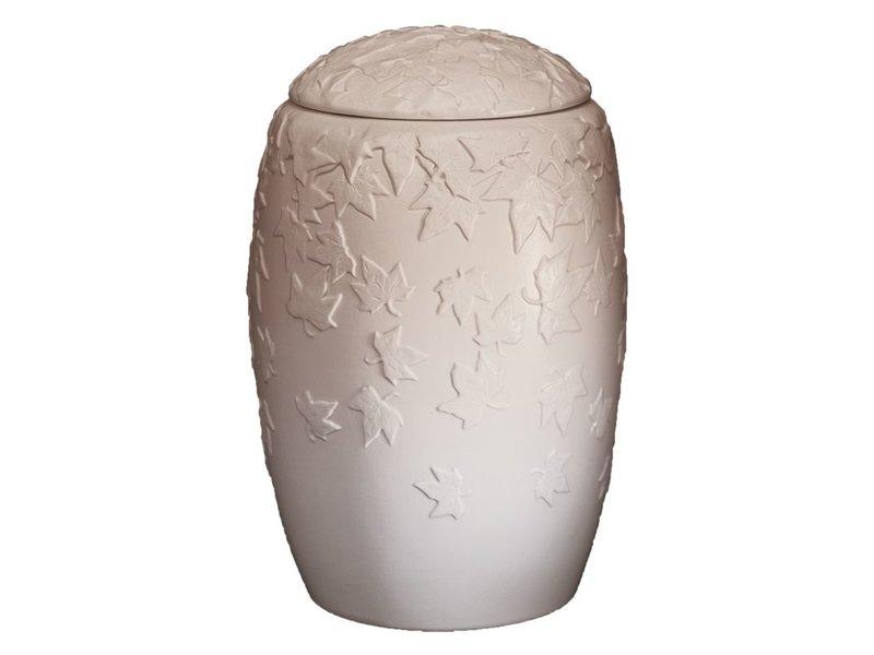 Herfst urn - porselein
