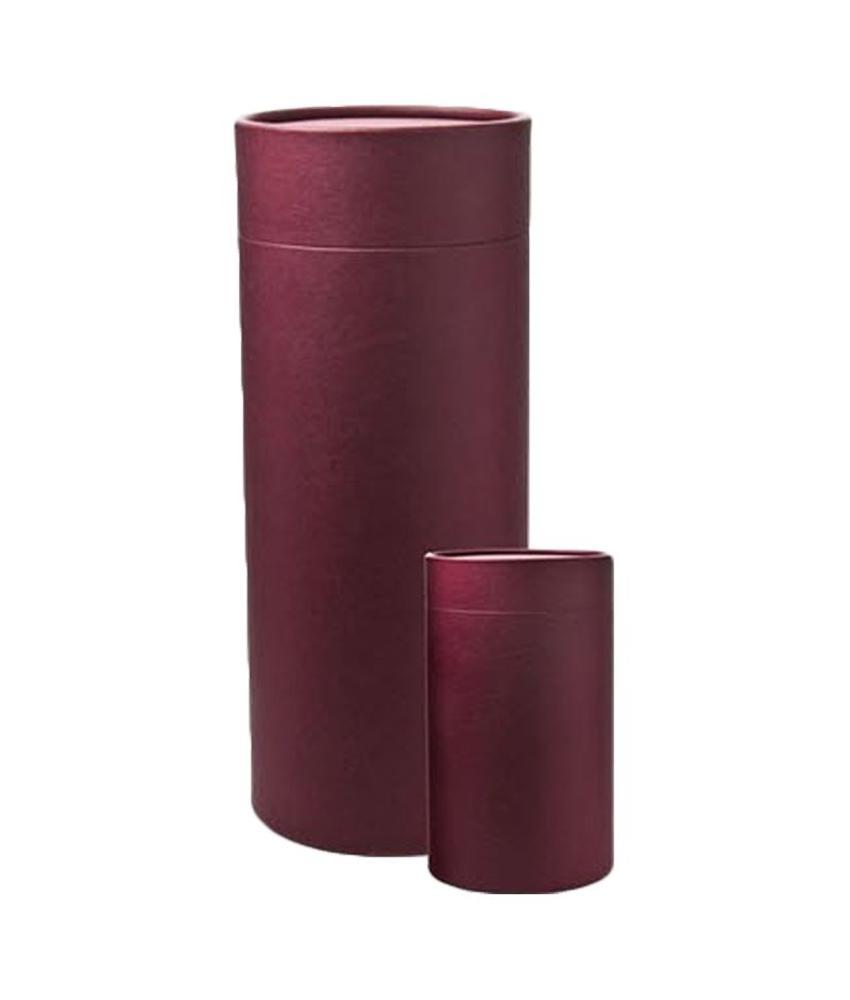 Strooikoker burgundy -bio