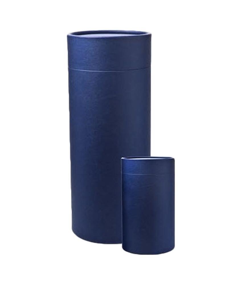 Strooikoker blauw - bio