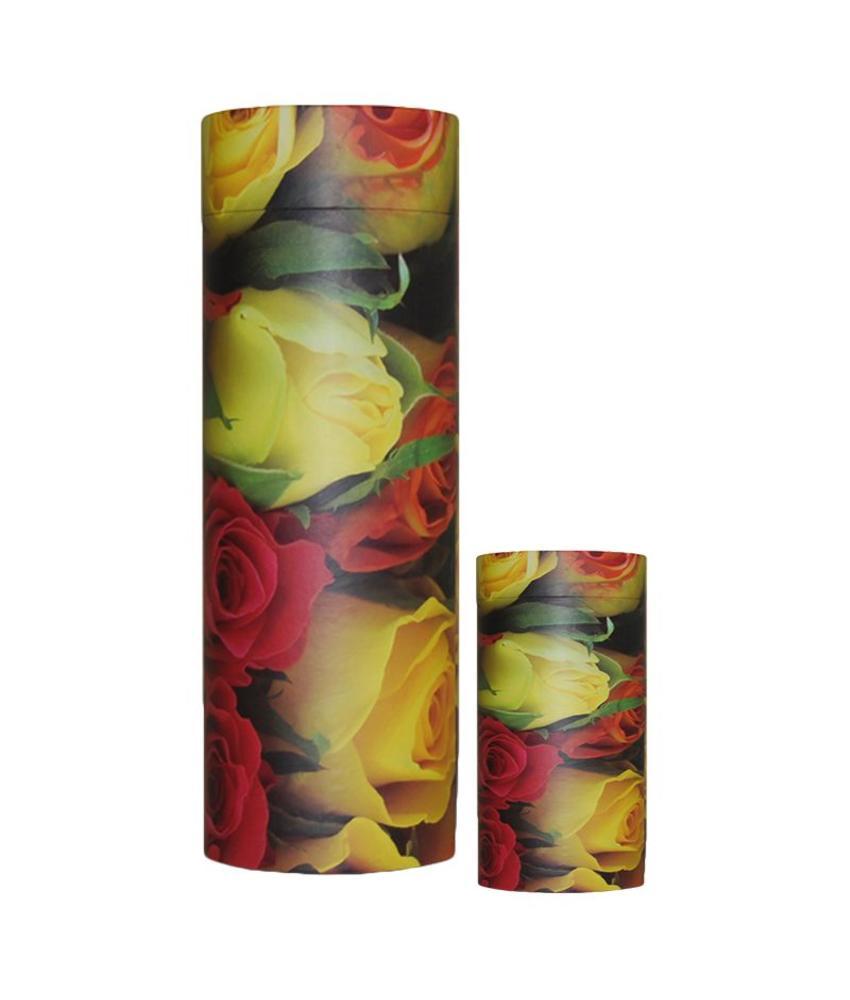 Strooikoker roos - bio