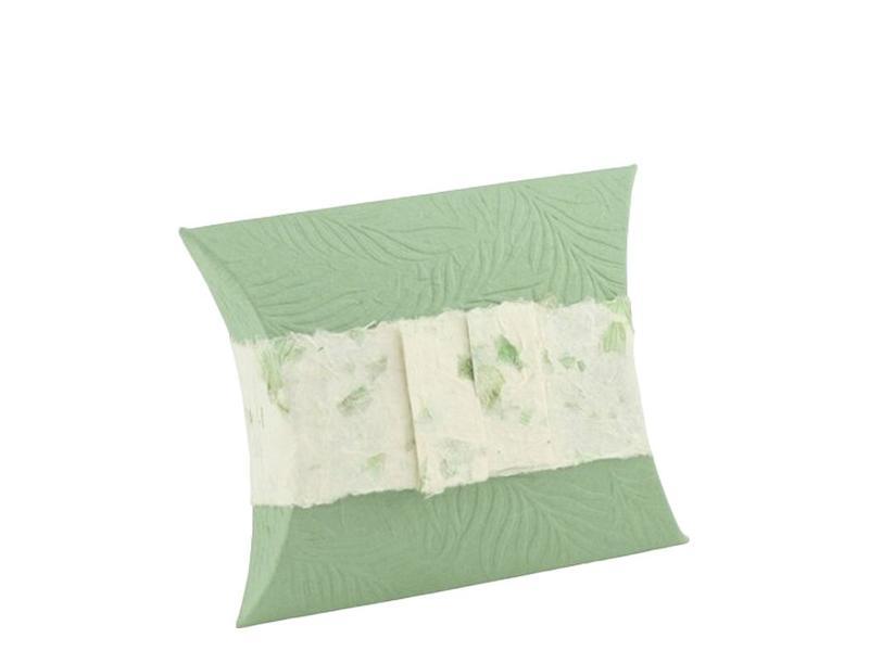 Waterurn reis naar het water groen mini - BIO papier