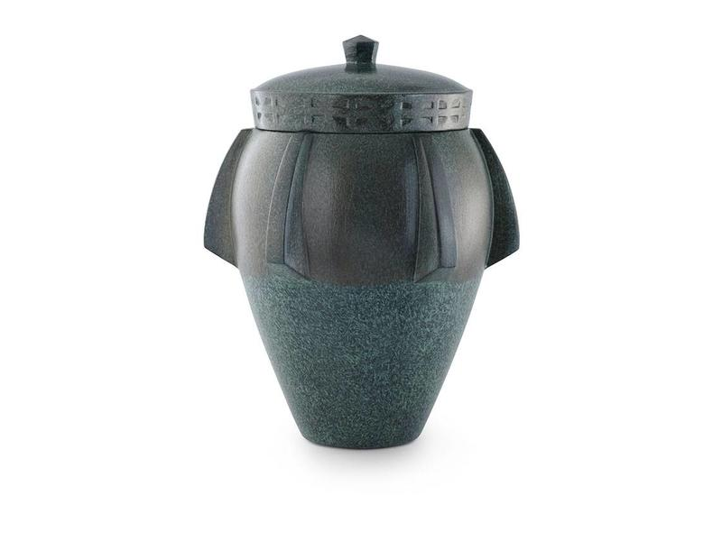 Neo victoriaans urn - keramiek