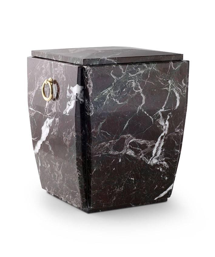 Sarcofaag urn rosso levante - marmer
