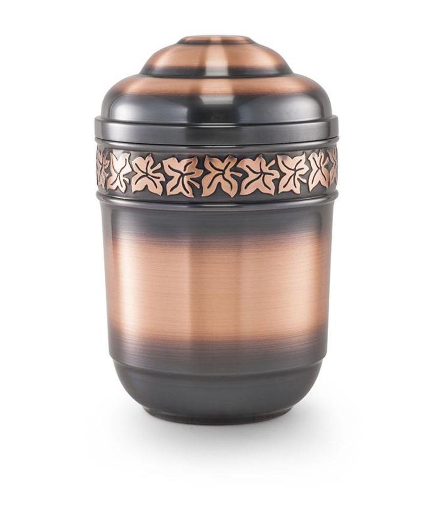 Klimop urn 2 - koper