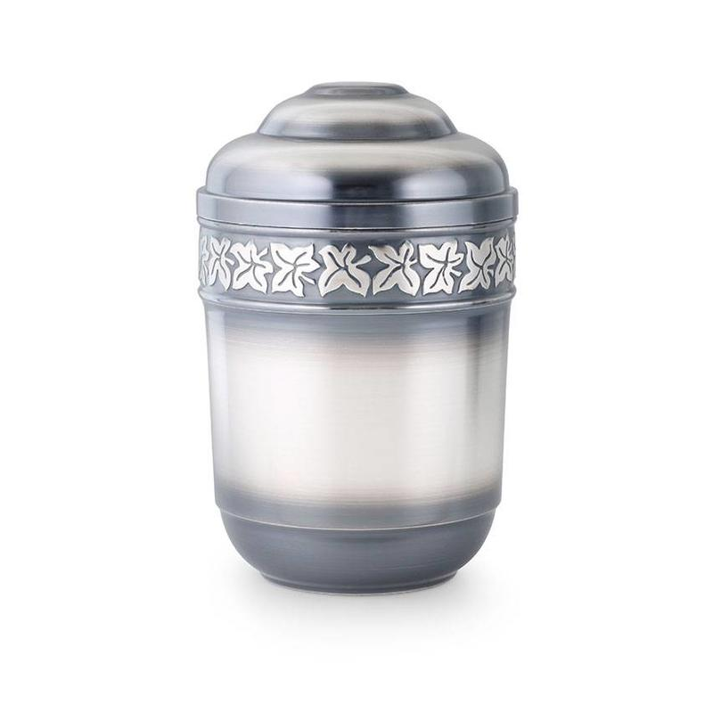 Klimop urn - koper