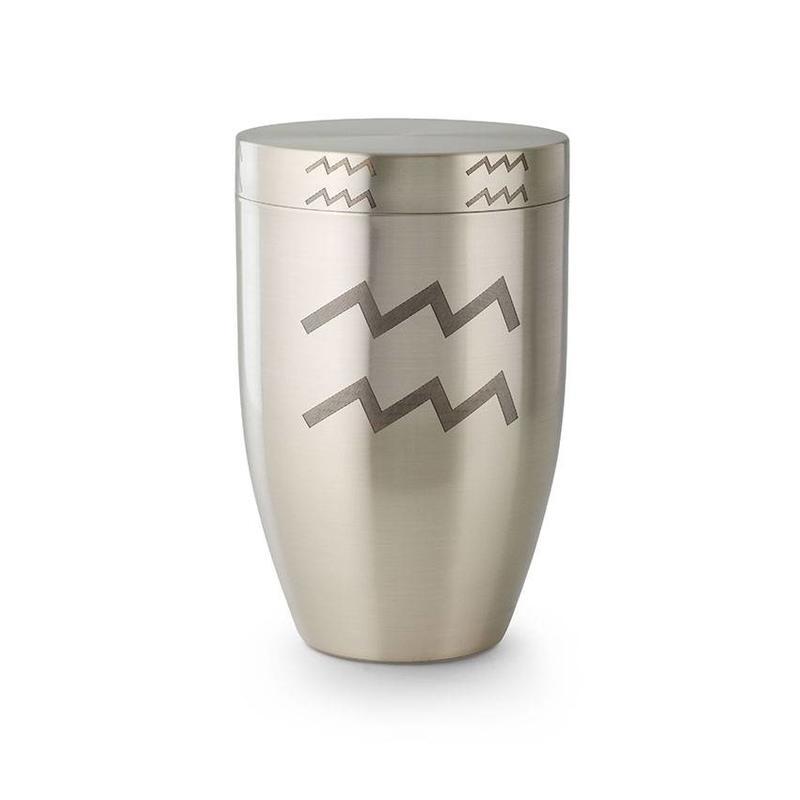 Waterman urn - argentaan