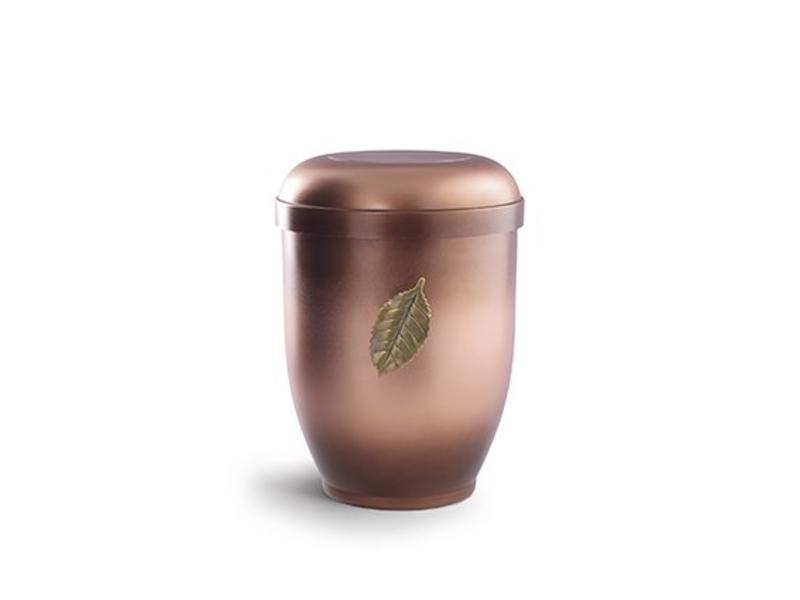 Okoumé urn - bio