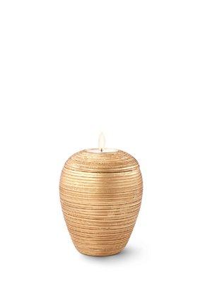 Aimara met herdenkingslicht - keramiek