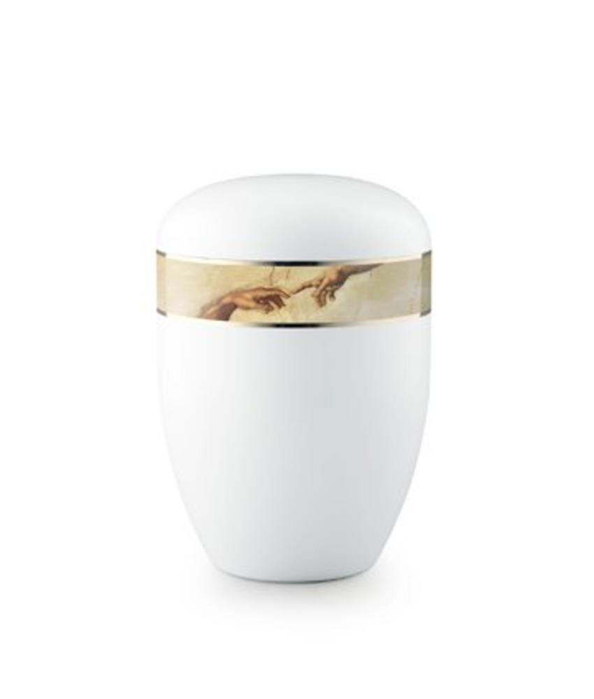 Eco urn wit michelangelo - bio