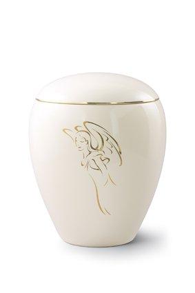 Engel urn Toscana - keramiek