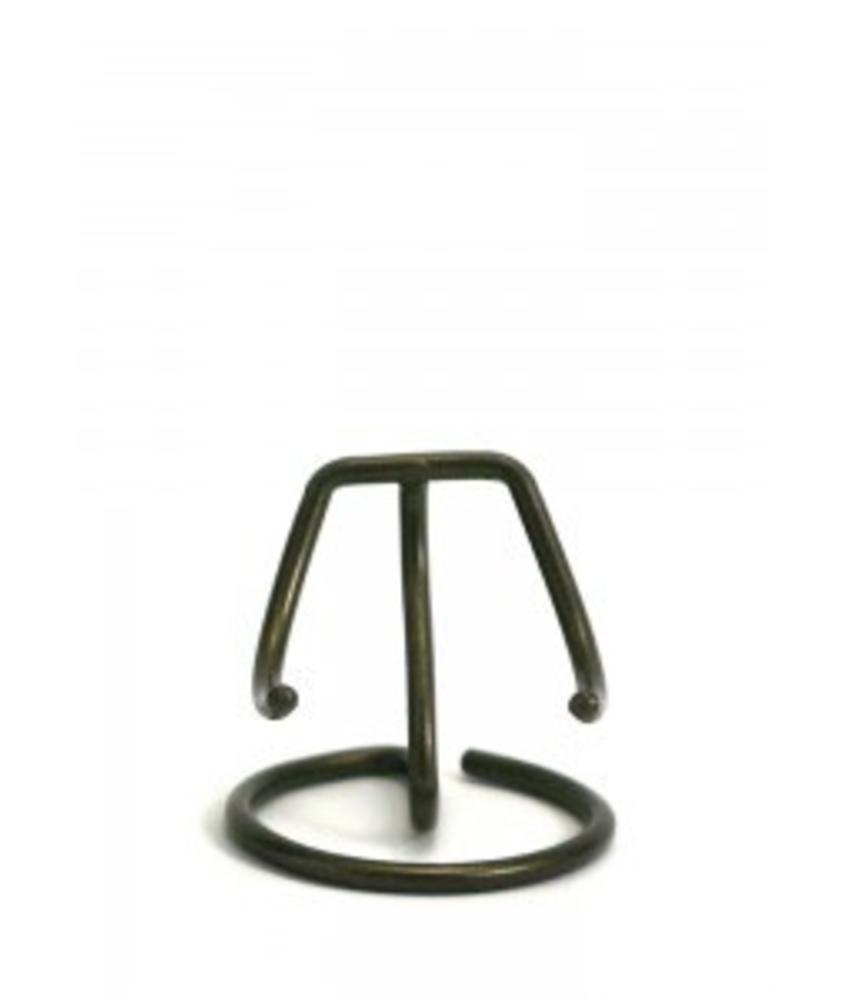 Excellent Harturn Standaard Zwart Messing Bij Uitvaartuniq Nl Beatyapartments Chair Design Images Beatyapartmentscom