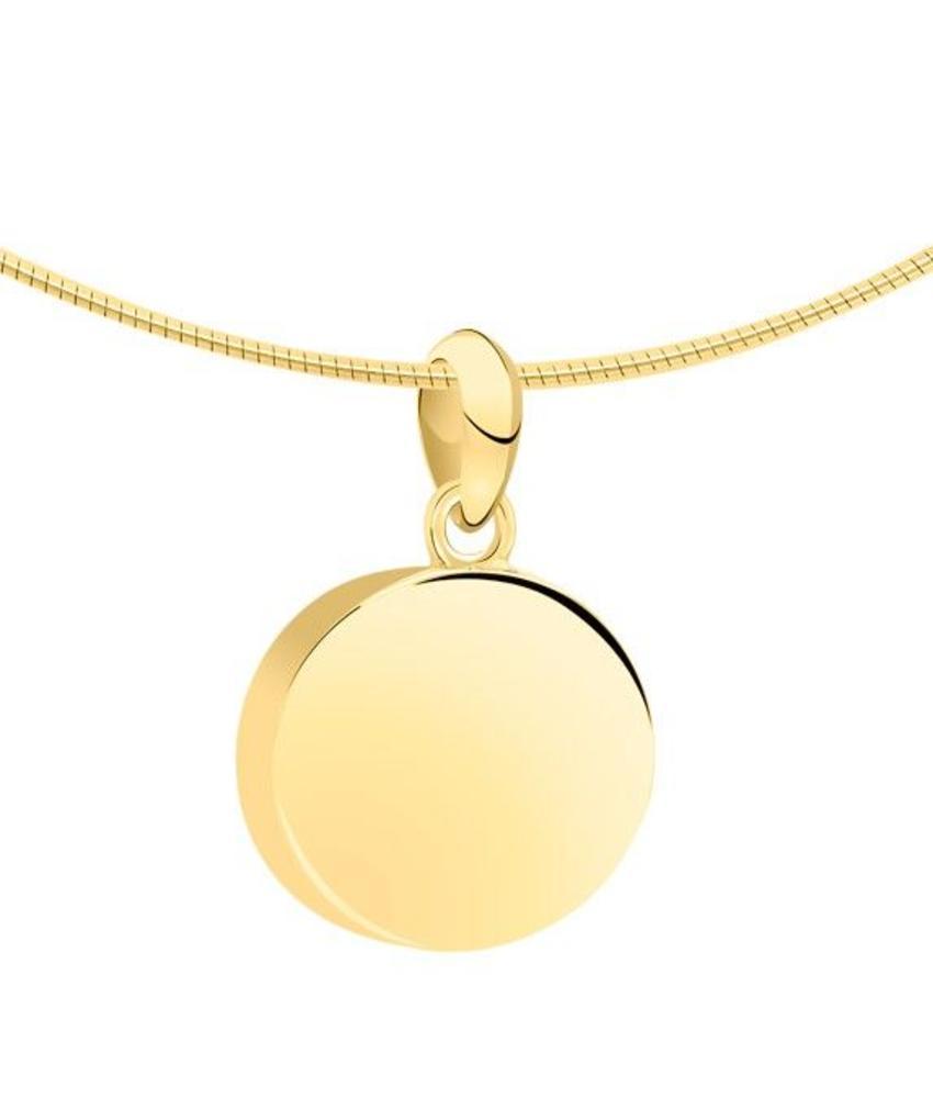 Ashanger disk - goud