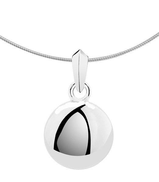 Ashanger bol - zilver