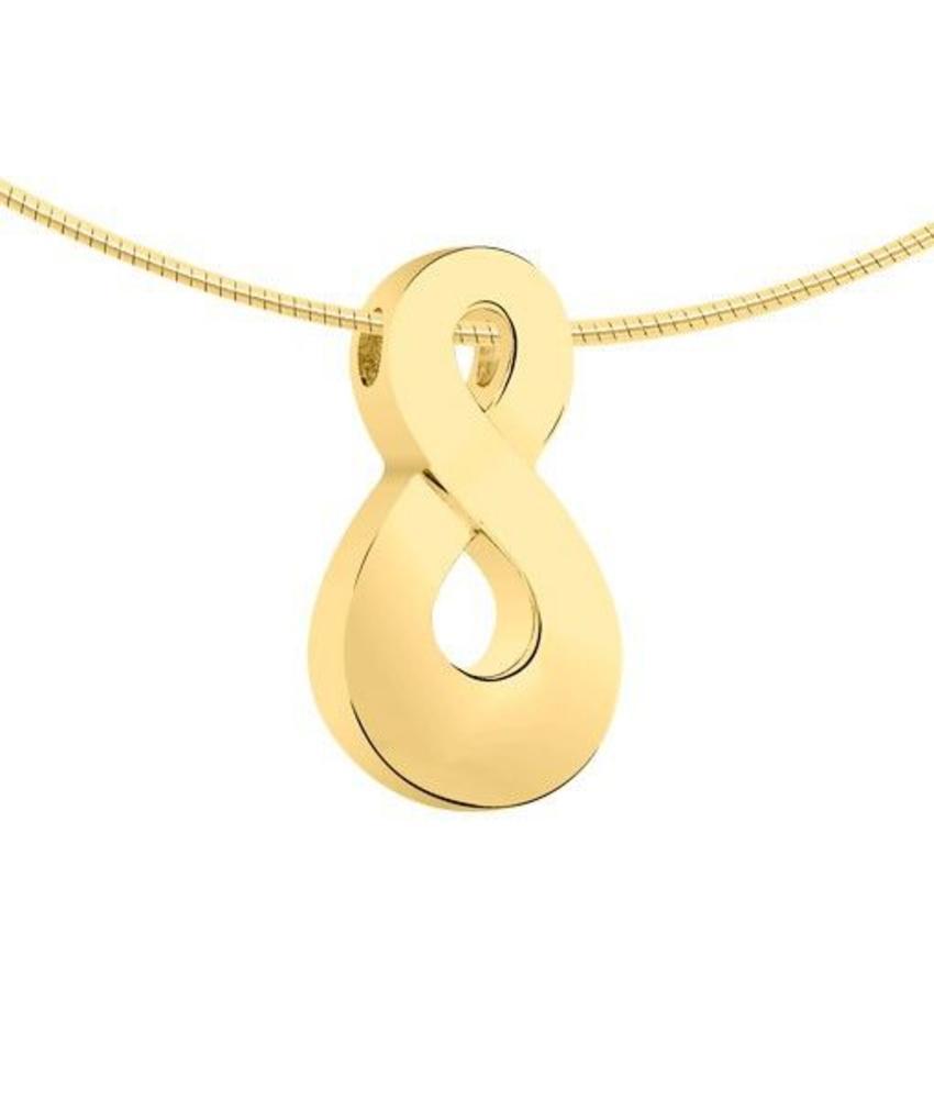 Ashanger infinity - goud