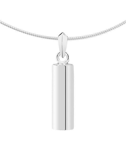 Ashanger asbus - zilver