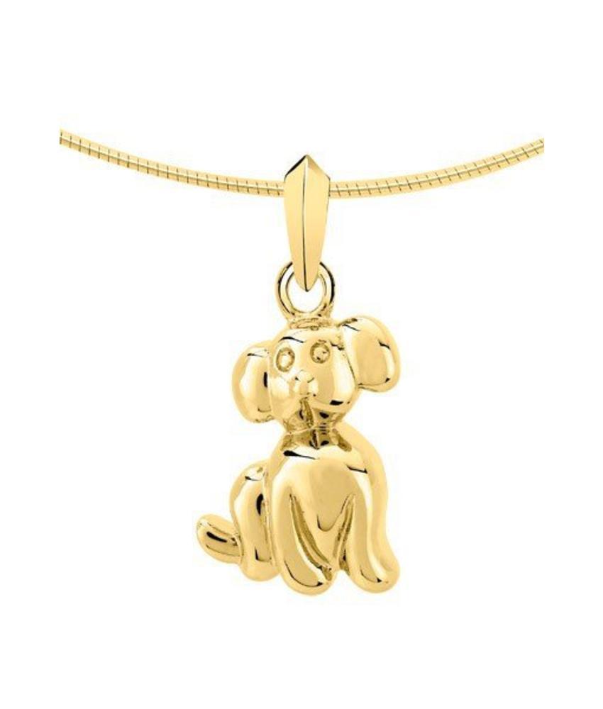 Ashanger hond - goud
