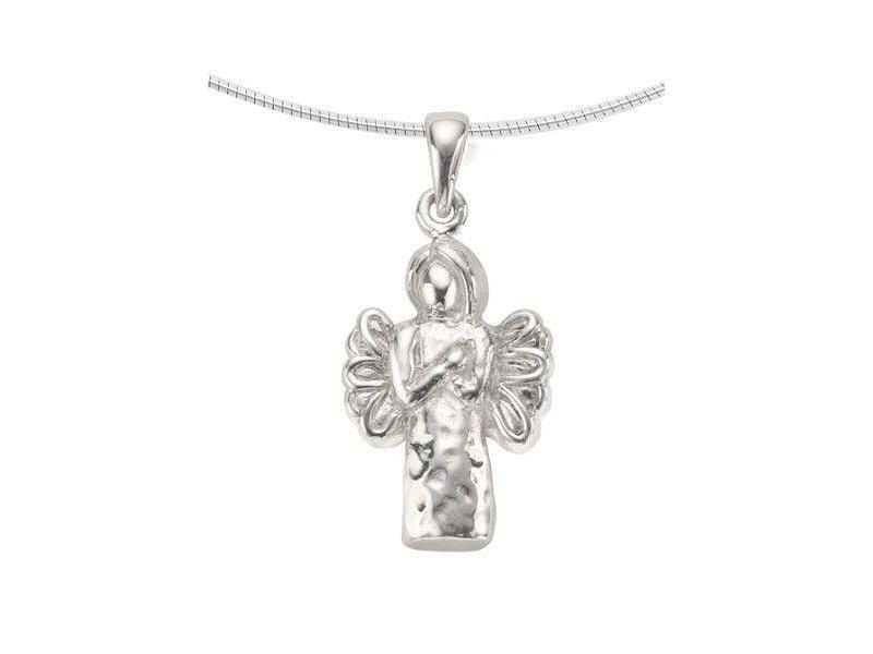 Ashanger engel - zilver
