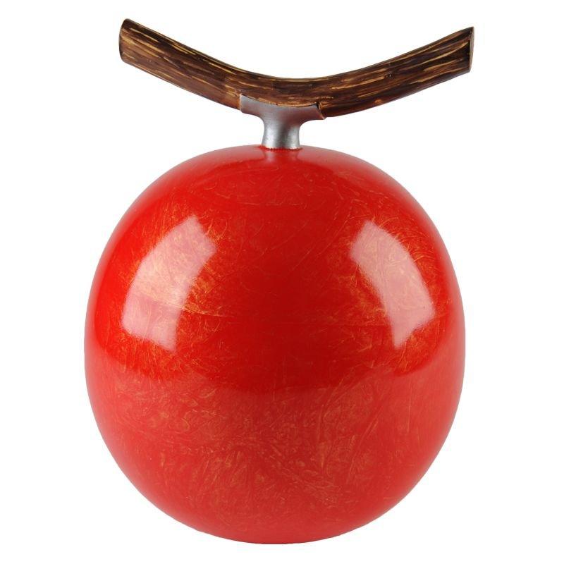 Fruitful urn kers groot - polyresin