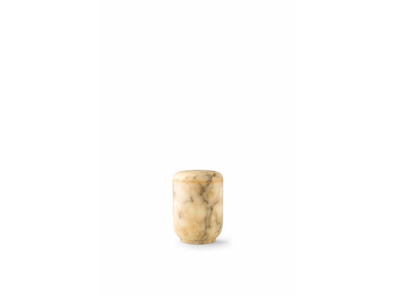 Mini urn terra - alabaster