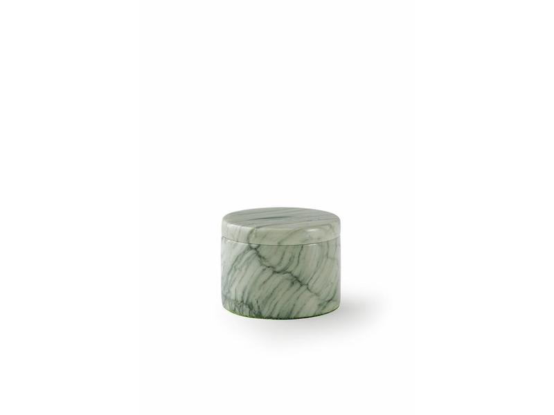 Mini urn jade box - marmer
