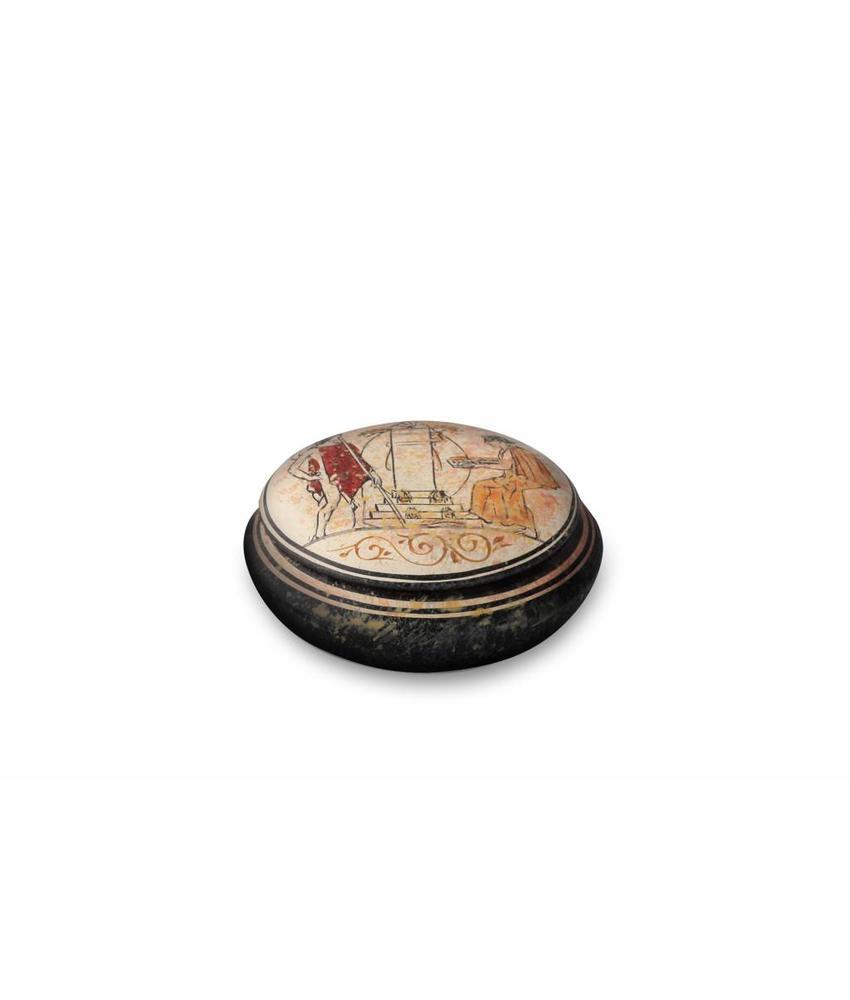 Mini urn attika - keramiek