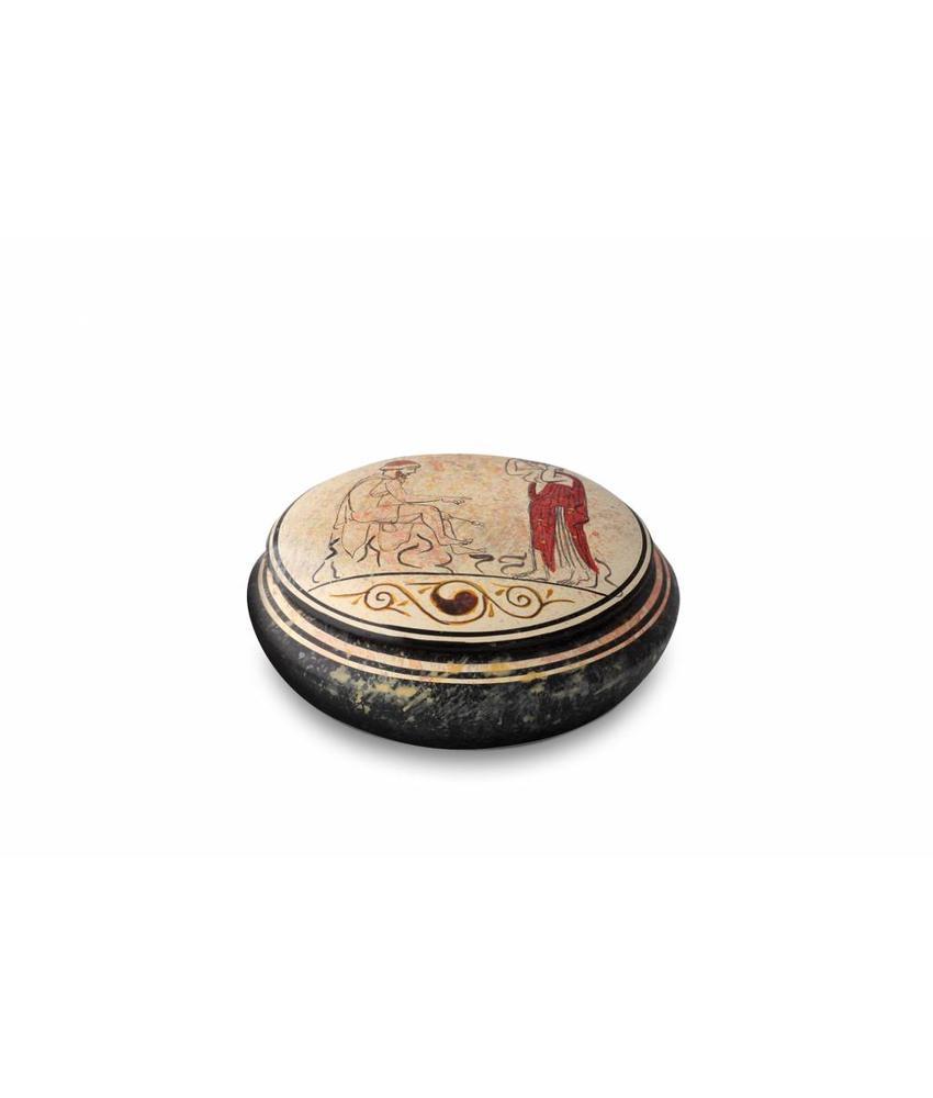 Mini urn athene - keramiek