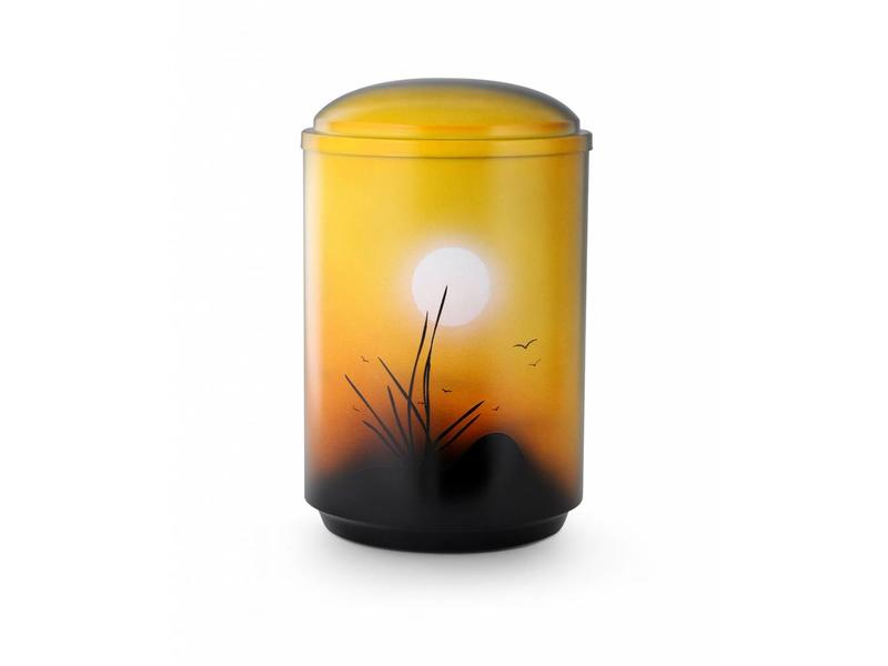 Mignon urn - staal