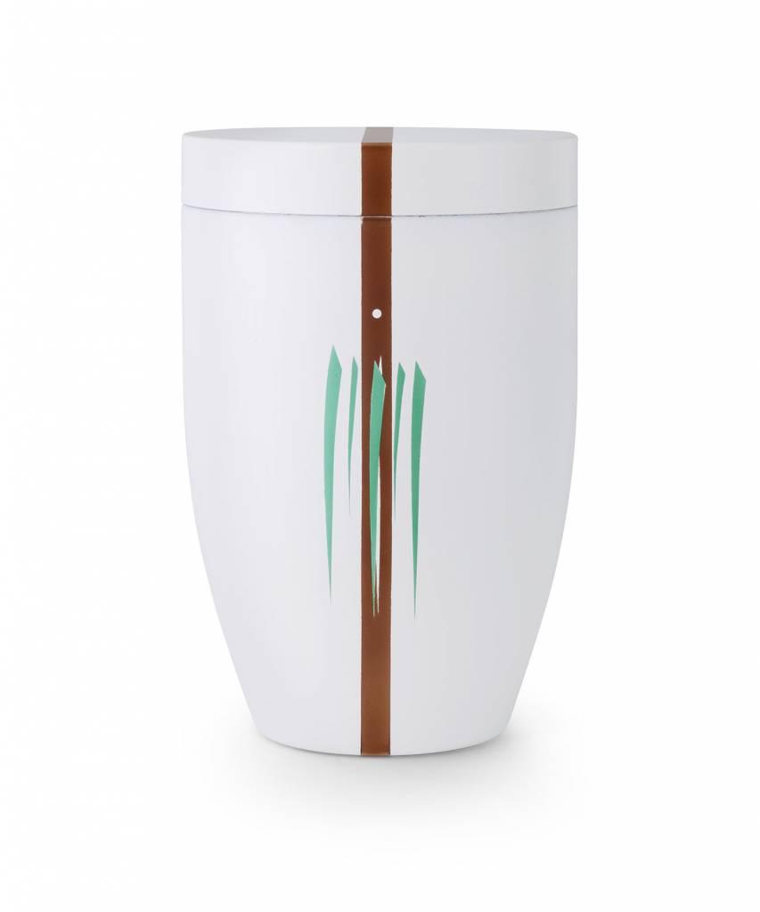 Wimmer urn grashalmen - staal