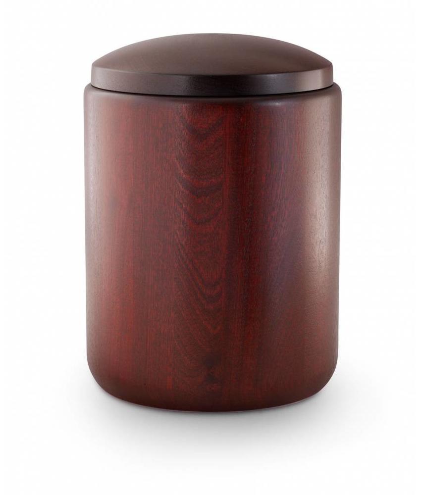 Mahony urn - hout