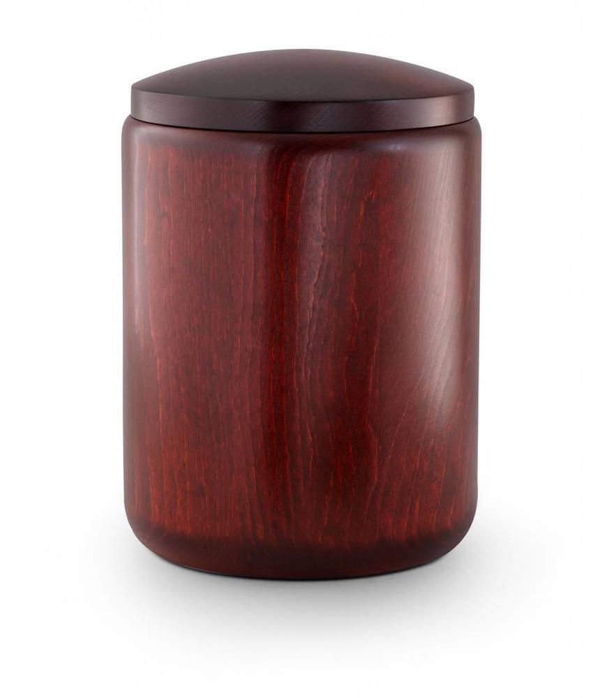 Beuken urn - hout
