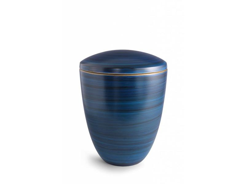 Tosca blauw - keramiek