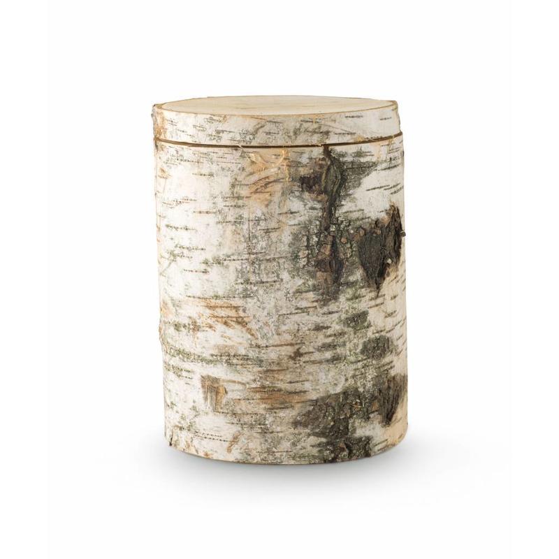 Berk boom urn - hout