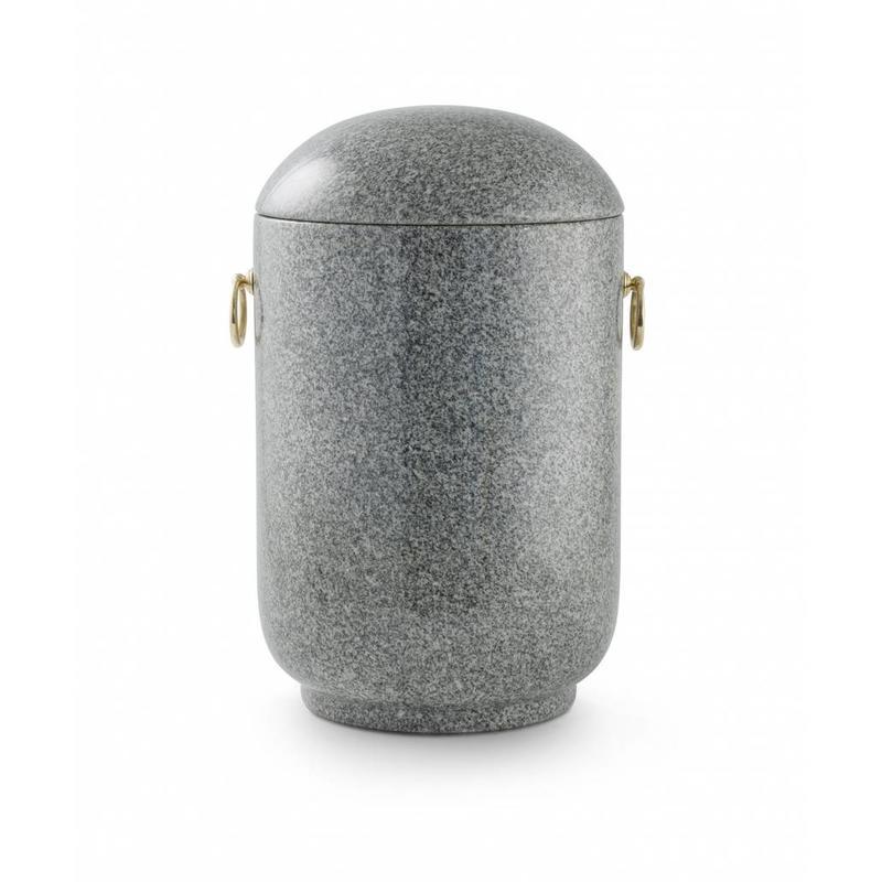 Asbus licht grijs - graniet