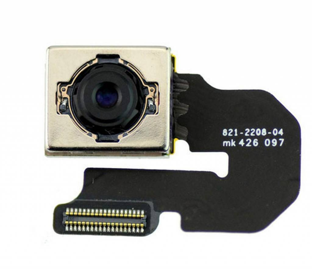 Camera Back, 8Mpix, Compatible With The Apple iPhone 6 Plus