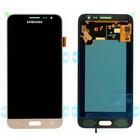 Samsung J320F Galaxy J3 2016 LCD Display Module, Gold, GH97-18414B;GH97-18748B