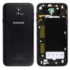 Samsung J530F Galaxy J5 2017 Back Cover, Black, GH82-14576A