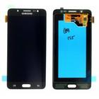 Samsung J510F Galaxy J5 2016 LCD Display Module, Black, GH97-18792B;GH97-18962B;GH97-19466B;GH97-19467B