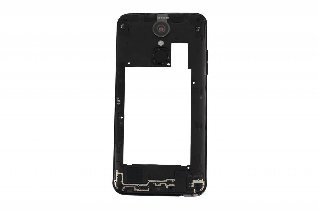 LG M160 K4 2017 Middle Cover, Black, ACQ89360961