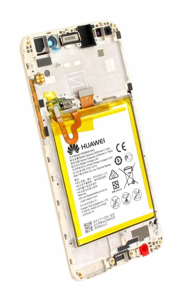 Huawei Y6II (CAM-L21) LCD Display Module, Gold, 02350VUK - DutchSpares