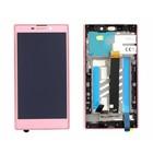 Sony Xperia L2 Dual H4311 LCD Display Modul, Rosa, A/8CS-81030-0003