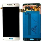 Samsung N920 Galaxy Note 5 LCD Display Modul, Gold, GH97-17755A