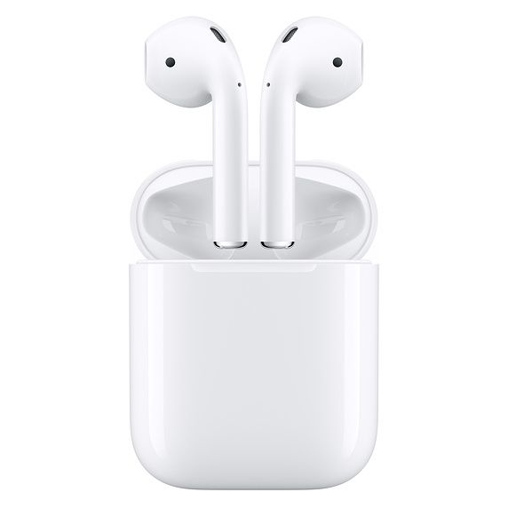 Apple AirPods, Weiß, MMEF2ZM/A;MMEF2AM/A