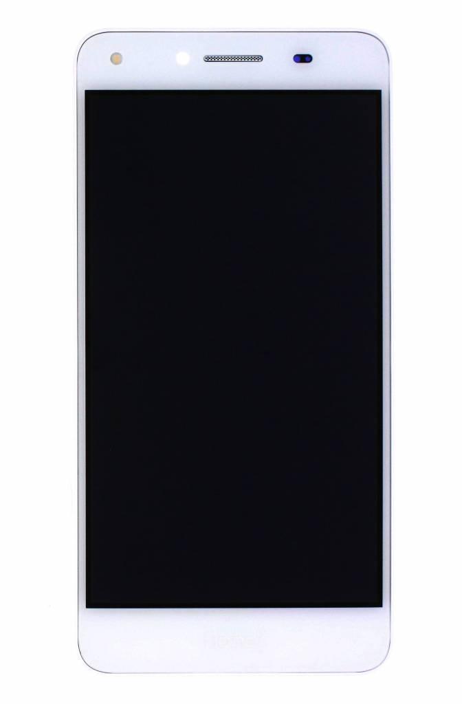 Huawei Y6II Compact (LYO-L21) LCD Display Module, White, 97070PMV