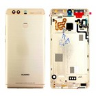 Huawei Back Cover P9 Plus Dual Sim (VIE-L29), Gold, 02350UBQ