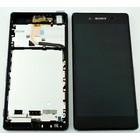 Sony Xperia Z3 Plus Dual E6533 LCD Display Modul, Schwarz, 1293-8465
