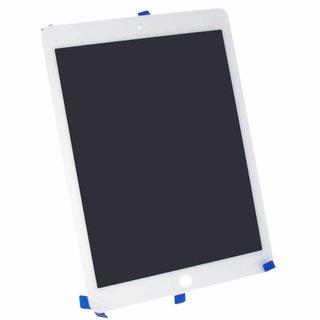 LCD Display Module, OEM, Wit, Incl. Tape/Adhesive, Geschikt Voor Apple iPad Pro 9.7 (2016)